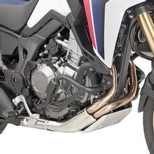 Protetor-Motor-Givi-Honda-Africa-Twin-1000-Preto-Inferior