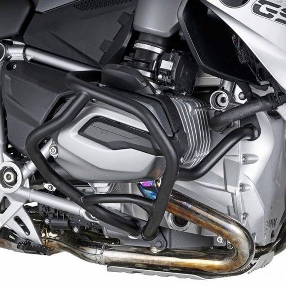 Protetor-Motor-Givi-BMW-R1200-GS-LC--2013-em-diante--Preto-Inferior