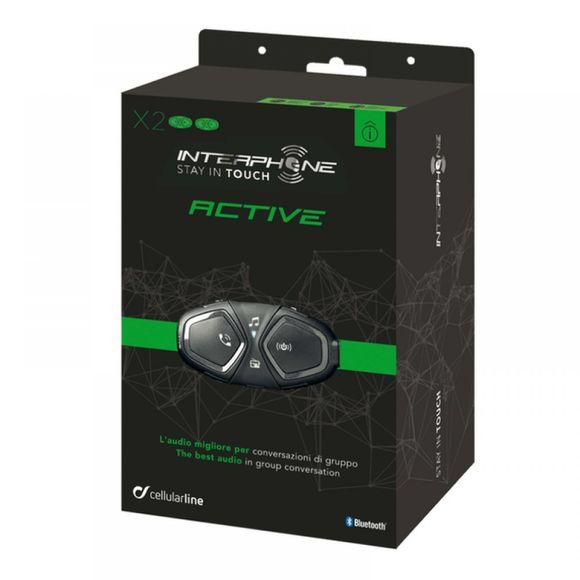 Intercomunicador-Interphone-Active-Duplo