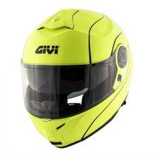 Capacete-Givi-X21-Articulado-Amarelo