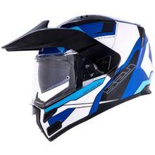 Capacete-LS2-Metro-Evo-Azul