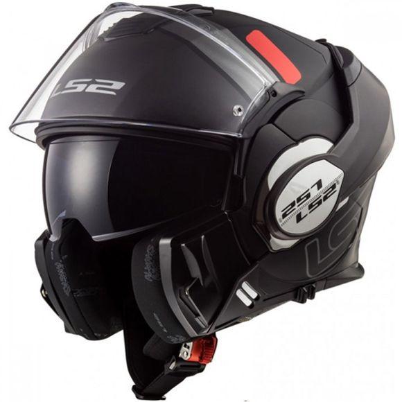 Capacete-LS2-Valiant-Prox-Preto
